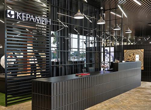 Новый салон «Керамин» в Бресте