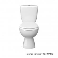 Унитаз Позитано белый